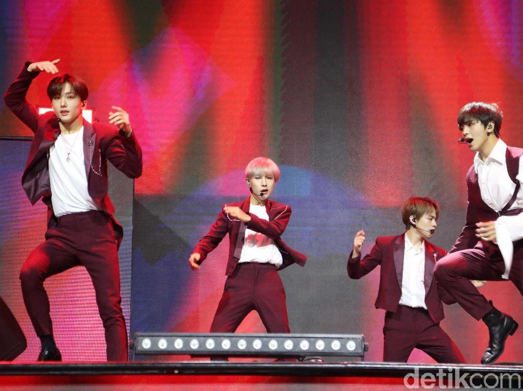 Di HUT Transmedia, NCT Dream Nyanyi Bareng NCTzen, Lo!