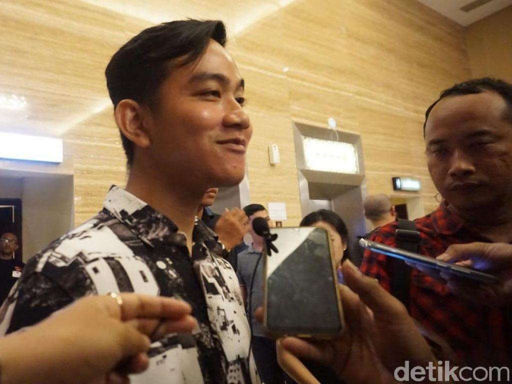 DPP Panggil PDIP Solo Usai Jokowi-FX Rudy Ketemu, Gibran: Kebetulan