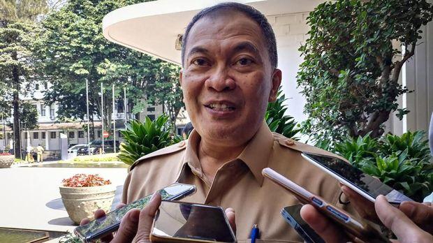 Wali Kota Bandung Oded M. Danial