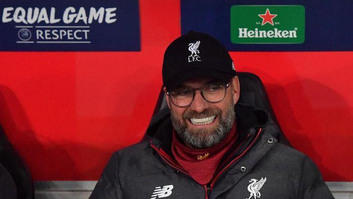 Perpanjangan kontrak Juergen Klopp di Liverpool mendapat apresiasi dari Para Rival (Foto: Photo by JOE KLAMAR / AFP)