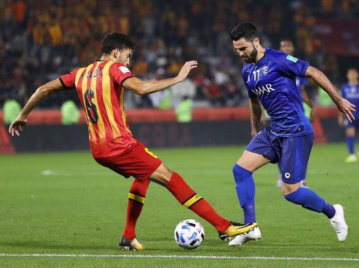 Al Hilal melawan Esperance Sportive de Tunis Foto: Francois Nel/Getty Images