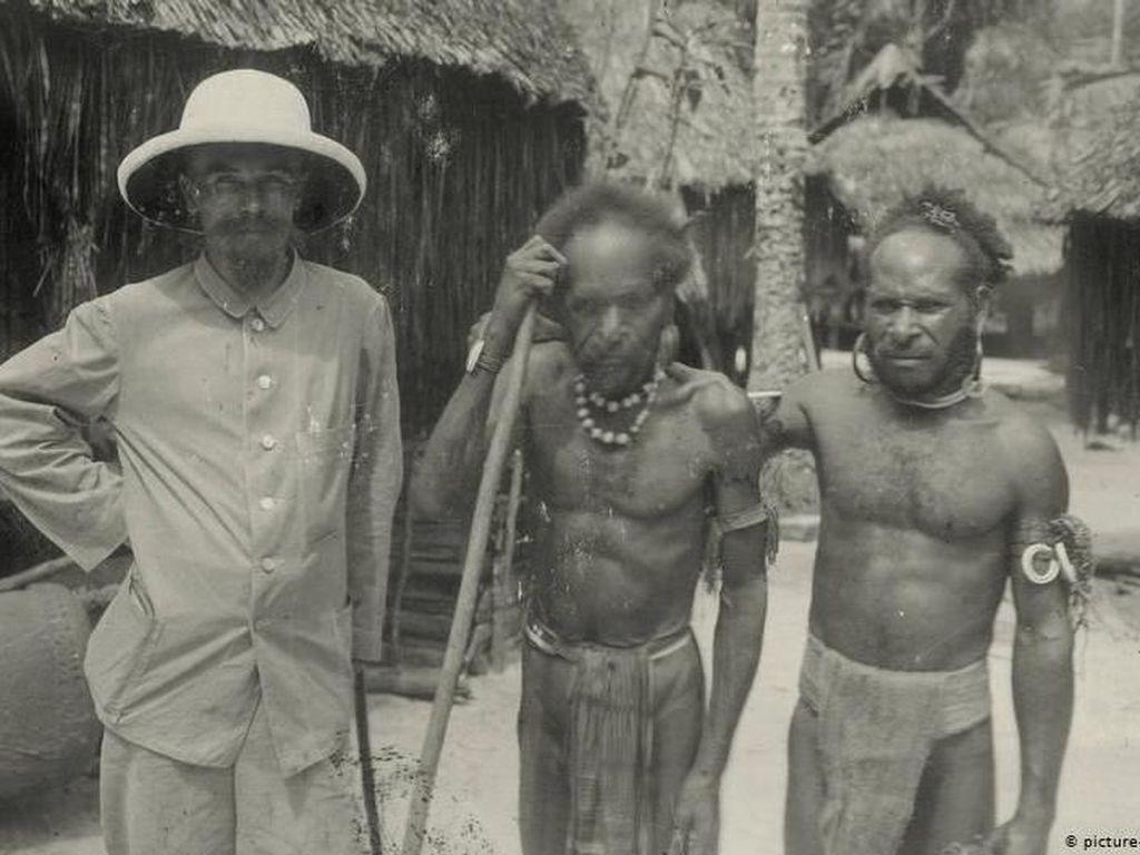 Bougainville, Warisan Era Kolonial Jerman di Pasifik Selatan
