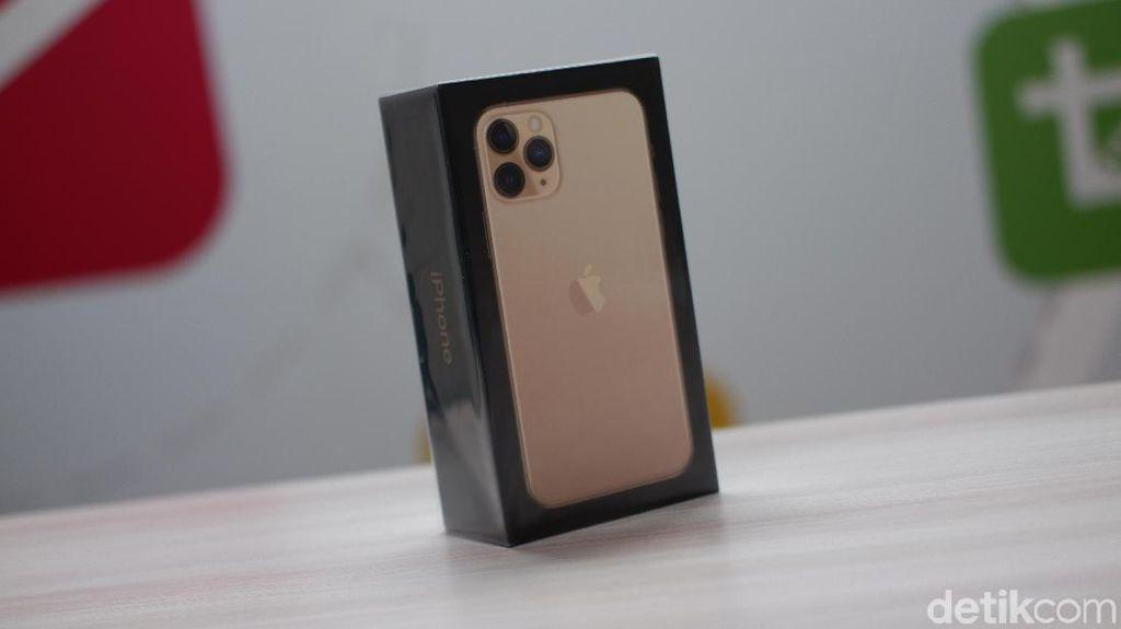 iPhone 11 Pro Versi Resmi, Tetap Menggoda Meski Harga Selangit