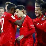 Hasil Liga Jerman: Coutinho Hat-trick, Bayern Pesta Gol ke Gawang Bremen