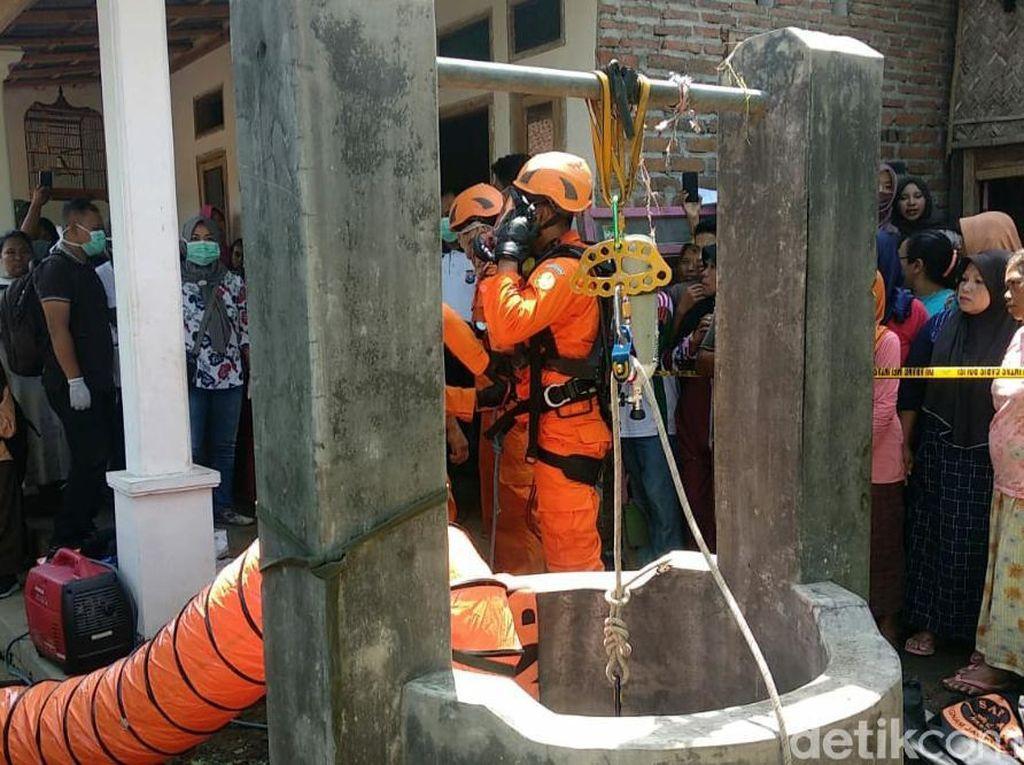 Kakek di Bondowoso Tewas Hirup Gas Beracun Saat Bersihkan Sumur
