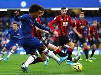 Chelsea Vs Bournemouth Masih Tanpa Gol di Babak I