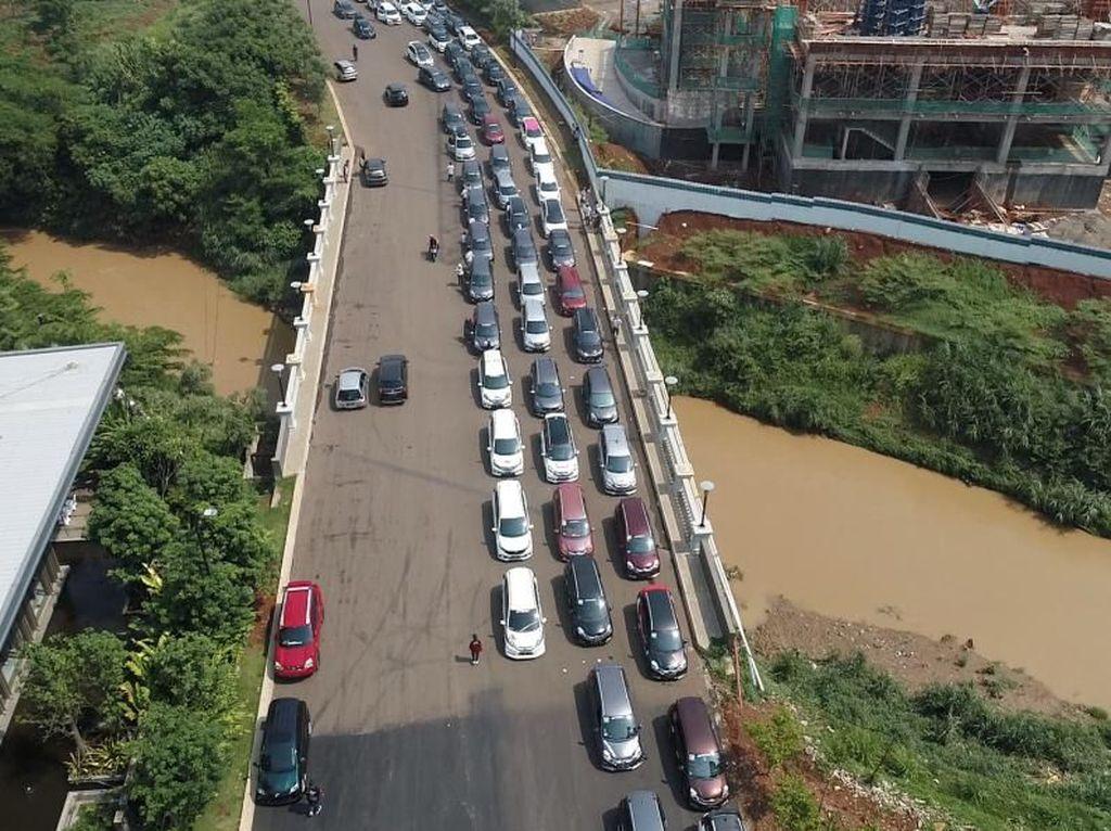 1.000 Mobil Buat Sesak Jamnas Mobilio Indonesia Community