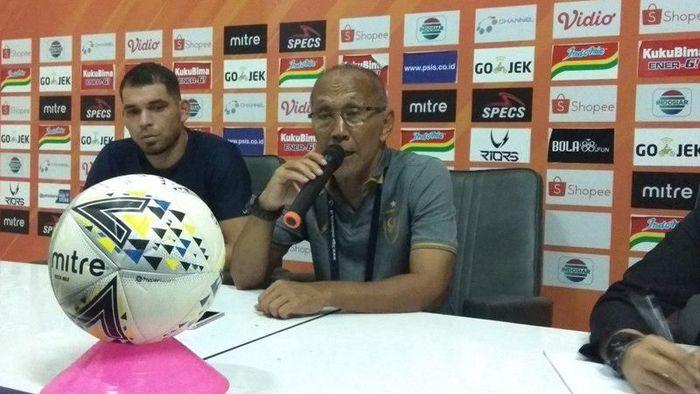 PSIS Semarang dipastikan bertahan di Liga 1 (Foto: Eko Susanto/detikSport)