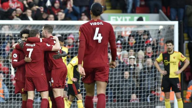 Satu Kemenangan Lagi Liverpool Setara dengan Generasi Emas MU