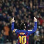 Bangganya Messi Jadi Pencetak Gol Terbanyak LaLiga Sepanjang Masa