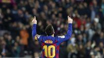 Messi Jadi Top Skor Free Kick di Dekade ini