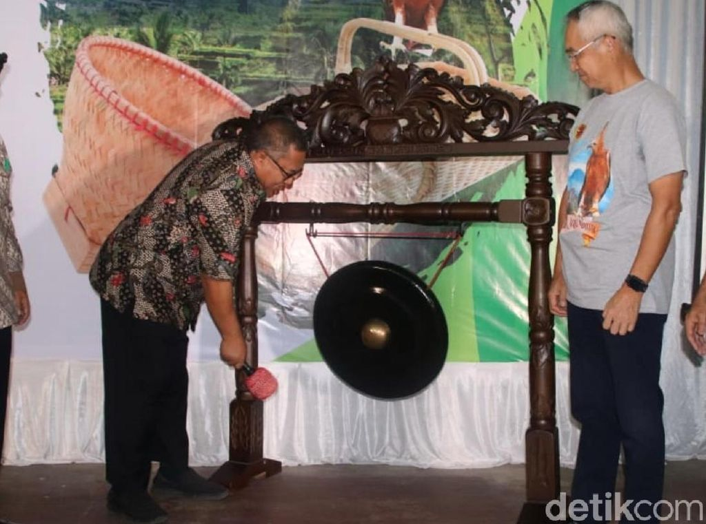 Pemkab Sukabumi Kenalkan Desa Wisata Balik Ka Bumi