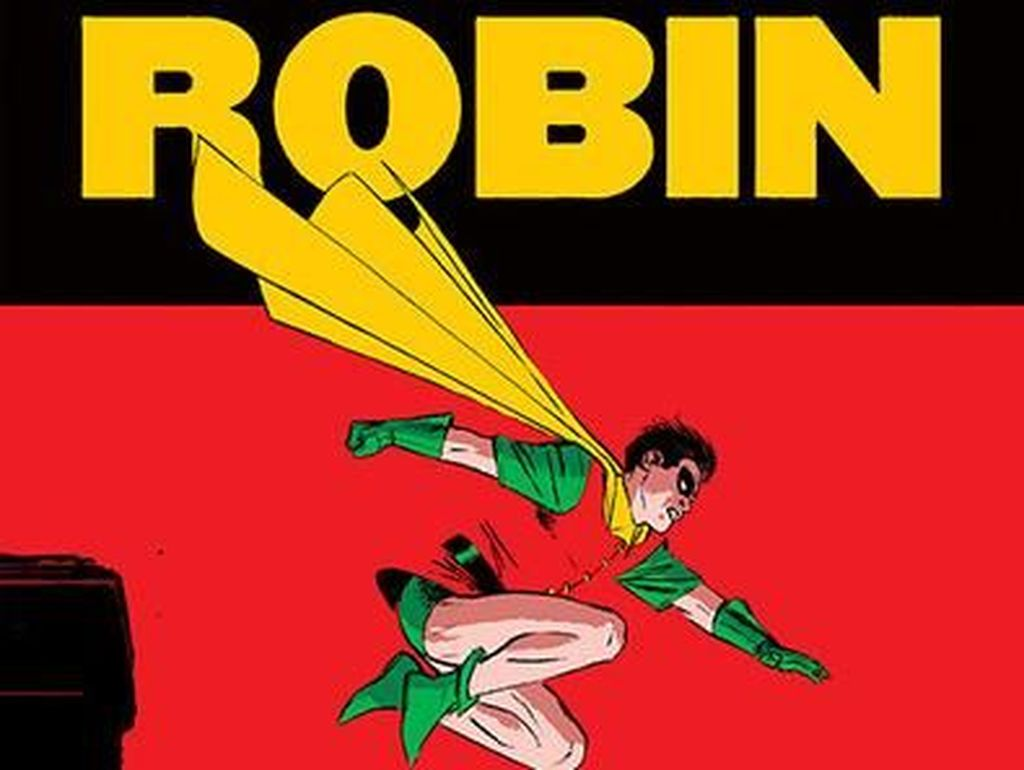 Robin Kembali Bertualang Lewat Komik Spesial 80 Tahun