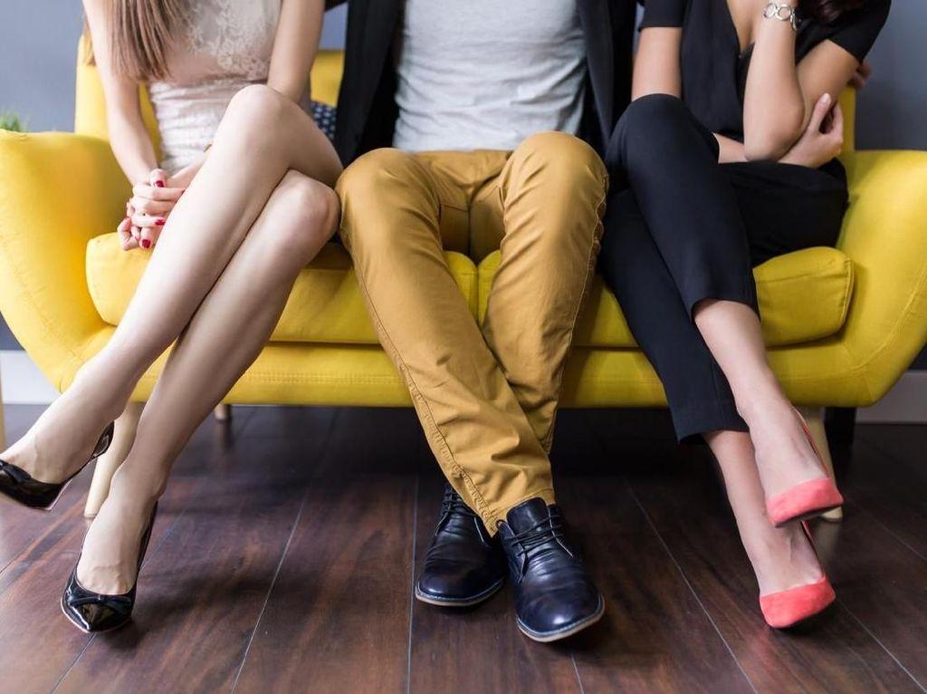 Fakta-fakta Threesome, Fantasi Seks yang Menjerat Artis Inisial ST dan MA