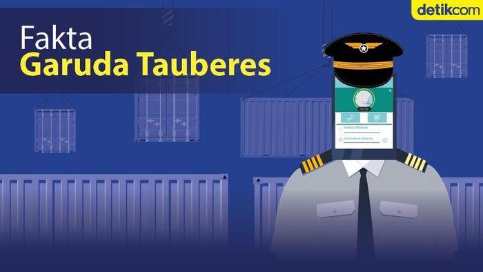 Foto: Garuda Tauberes (Fauzan Kamil/Infografis detikcom)
