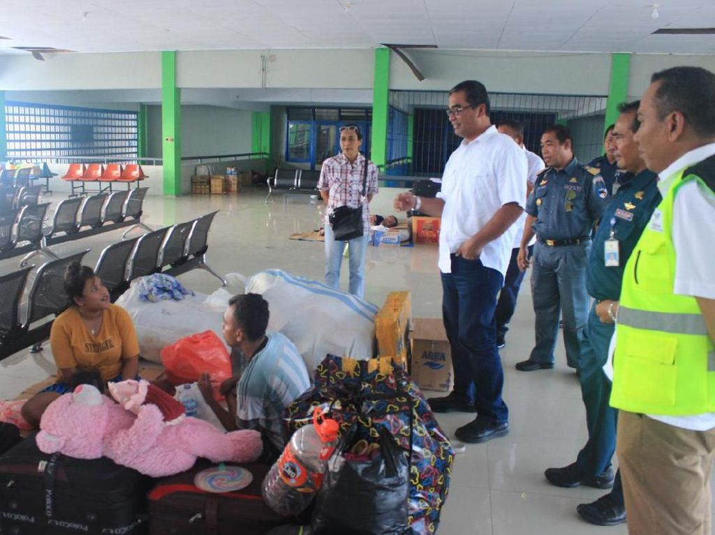 Kemenhub Antisipasi Lonjakan Penumpang Saat Libur Nataru di Ambon