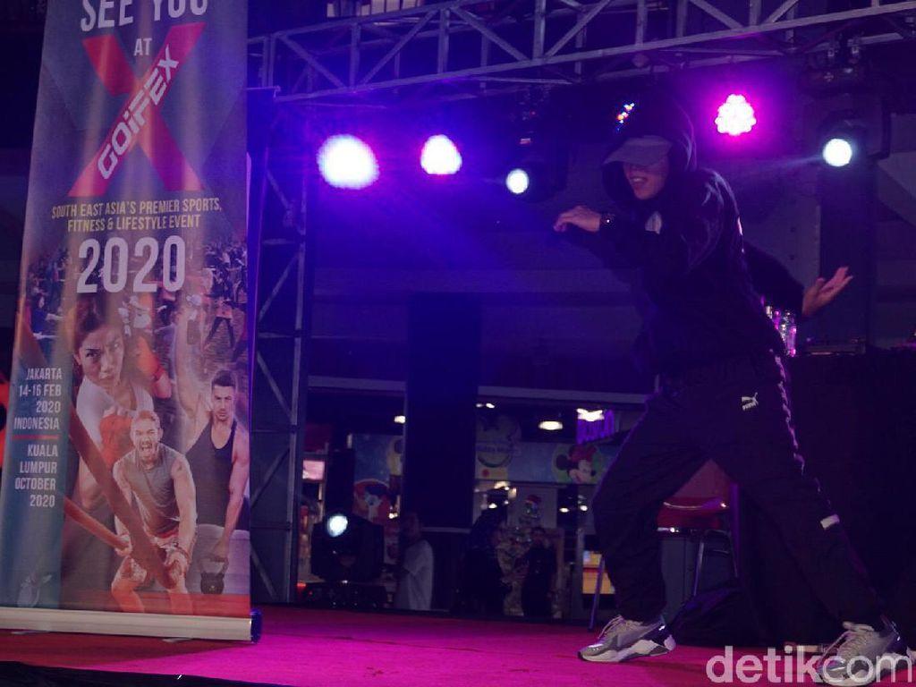 Cerita Dwi Cindy Desyana, Hobi Breakdance Berbuah Emas Sea Games 2019