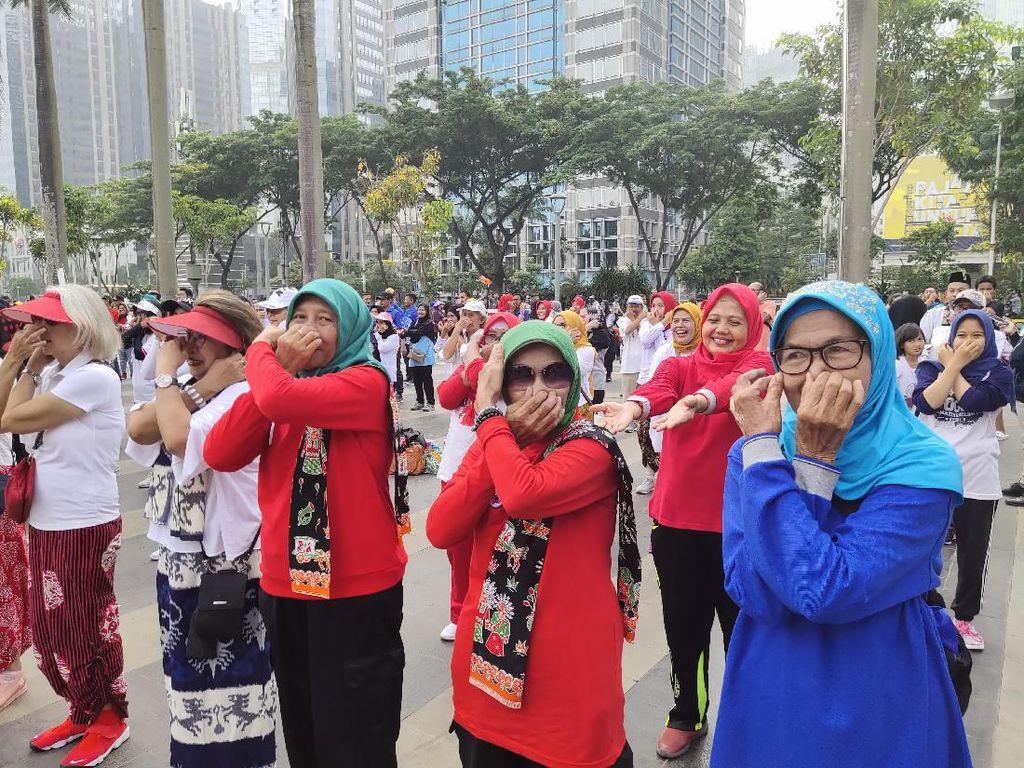 Age Friendly, Dinsos DKI Harap Lansia Bisa Kontribusi Bangun Jakarta