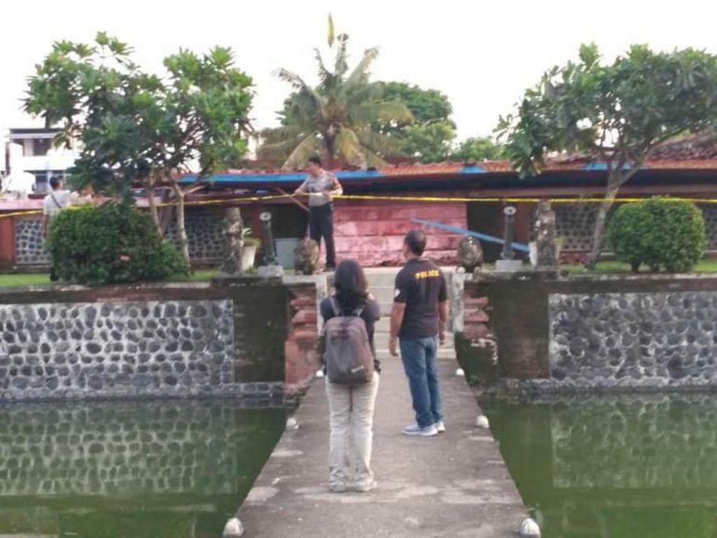 Diterjang Hujan Angin, Cagar Budaya di Mataram Ambruk