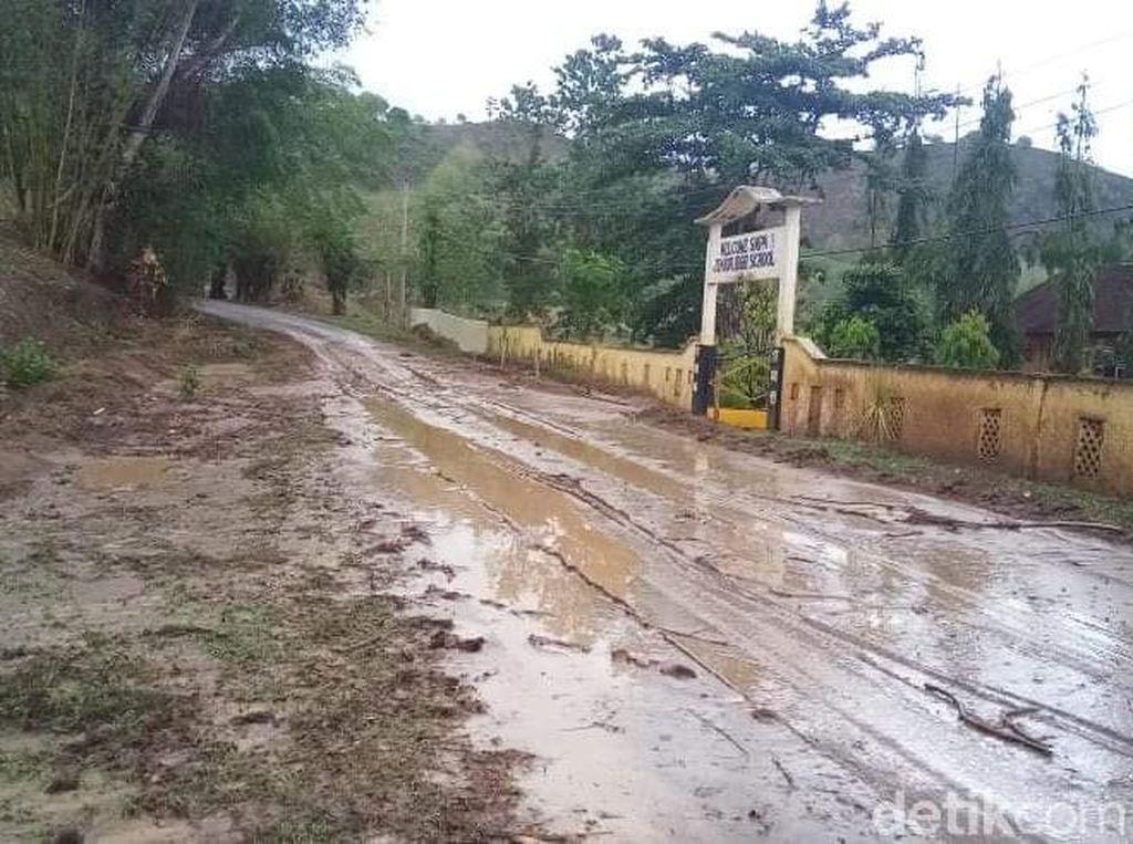 Masuk Musim Hujan, Warga Sumbawa Masih Kesulitan Air Bersih