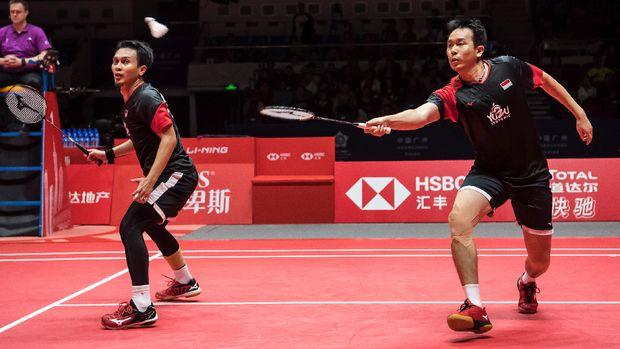 Badminton masih jadi andalan Indonesia meraih emas di Olimpiade 2020.