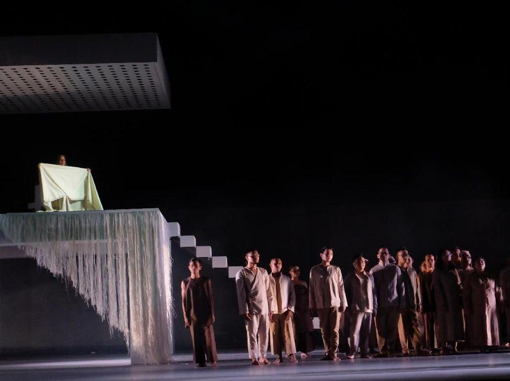 Pemain Musikal Phantom of the Opera Positif Corona, Gelaran Tur Korea Dibatalkan
