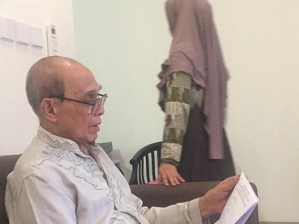 Kivlan Zen Kini Jadi Tahanan Rumah
