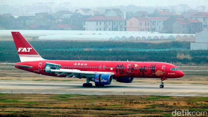 Foto: Far Eastern Air Transport/Forbes