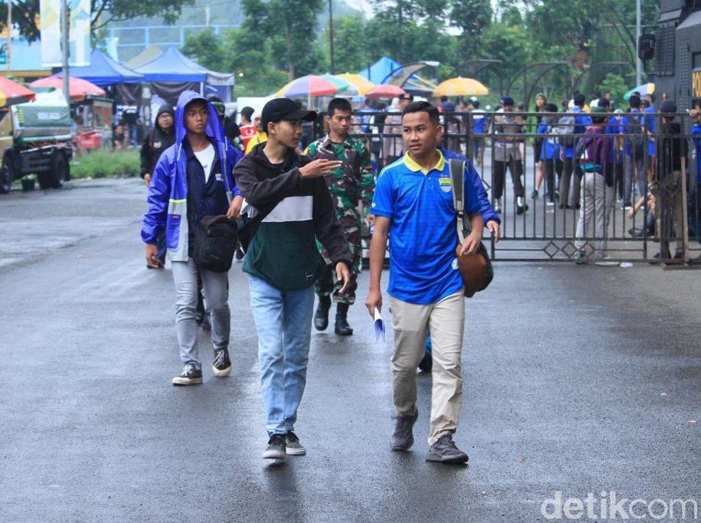 Jelang Persib Bandung Vs Badak Lampung FC, Jalak Harupat Sepi Penonton