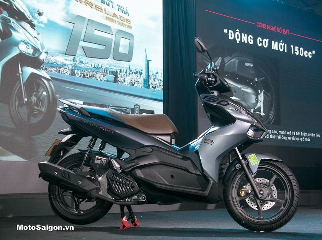 Honda Luncurkan Penantang Yamaha Aerox 155, Begini Tampangnya