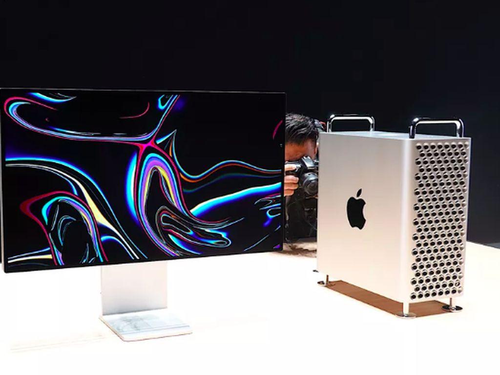 Komputer Sultan! Apple Mac Pro Ini Harganya Rp 730 Juta