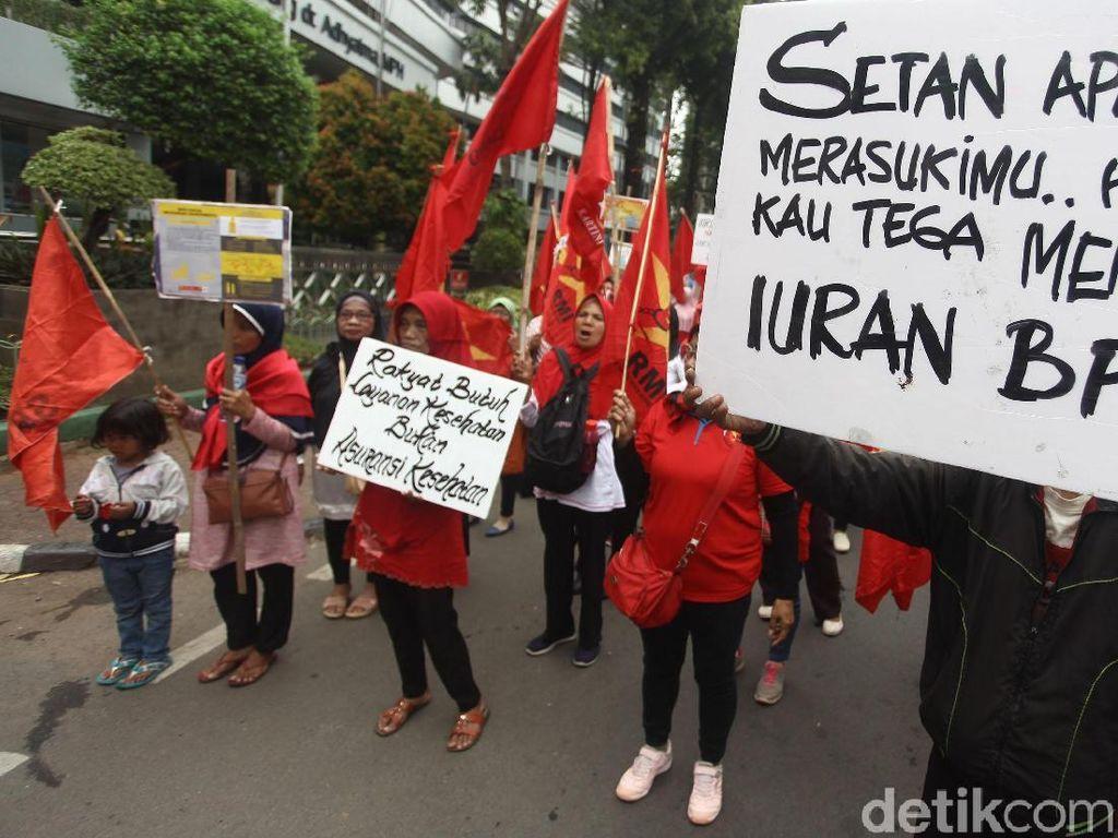 Studi: Orang Indonesia Mampu Iuran BPJS Kesehatan Tapi Tak Mau Bayar