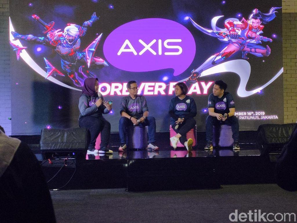 Dorong Industri Gaming, Axis Akan Gandeng Developer Lokal