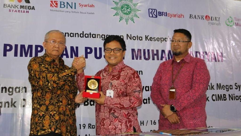 Layanan Jasa Perbankan untuk Muhammadiyah