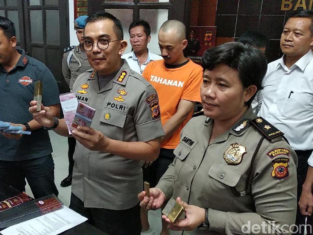 Tak Mau Bagi Harta Gono Gini, Pria Ini Tertipu Pengganda Uang Rp 900 Juta