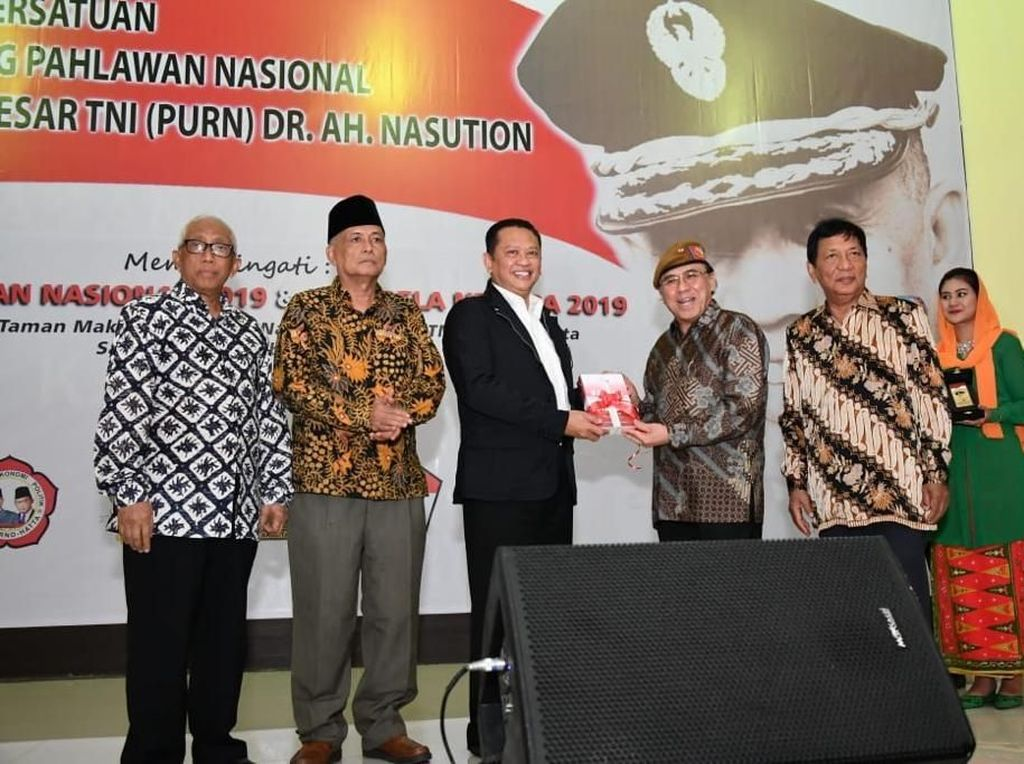 Bamsoet: Figur Jenderal A.H. Nasution Refleksikan Karakter Bangsa