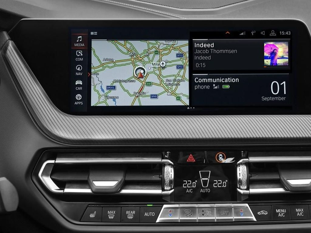 Asyik, BMW Bakal Punya Fitur Android Auto di Tahun  2020