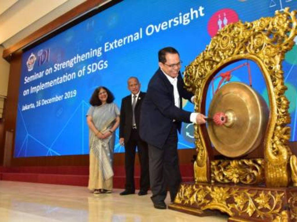 BPK Eksplorasi Model Audit Lembaga Pemeriksa Keuangan dalam SDGs