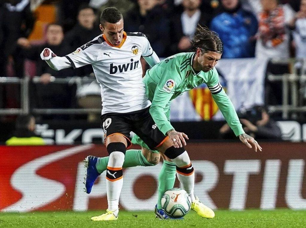 Ramos: Madrid Kurang Beruntung
