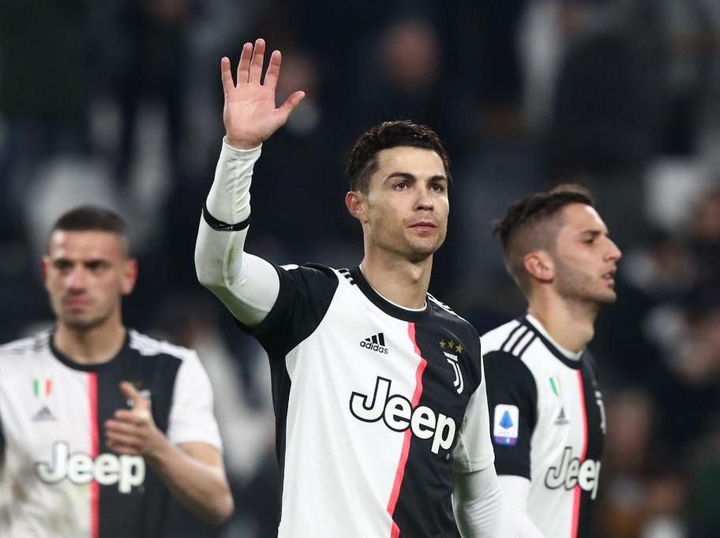 Ronaldo: Main Kayak Gini Terus, Dong, Juve!