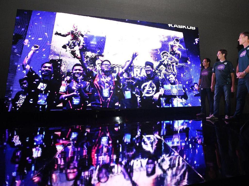 Axis Gaet Milenial Pecinta Mobile Gaming
