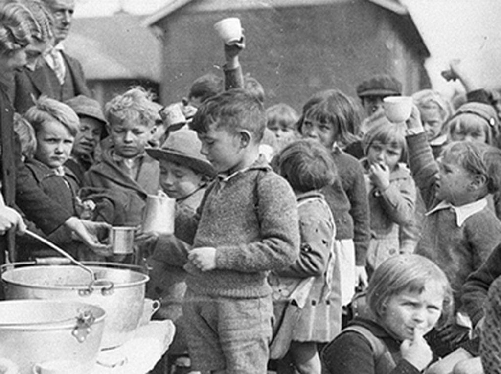 Pernah Miskin! Ini 5 Makanan Aneh Orang Amerika di Era Depresi Besar