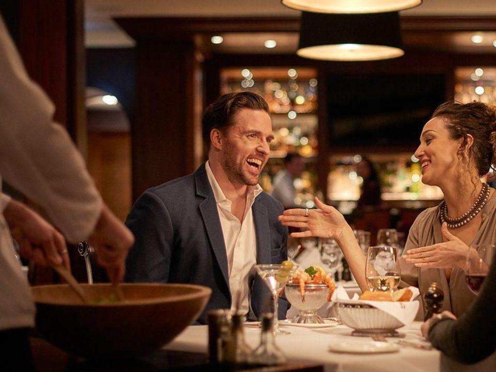 Super Mahal! 5 Restoran Mewah di Dunia Ini Khusus untuk Orang Kaya