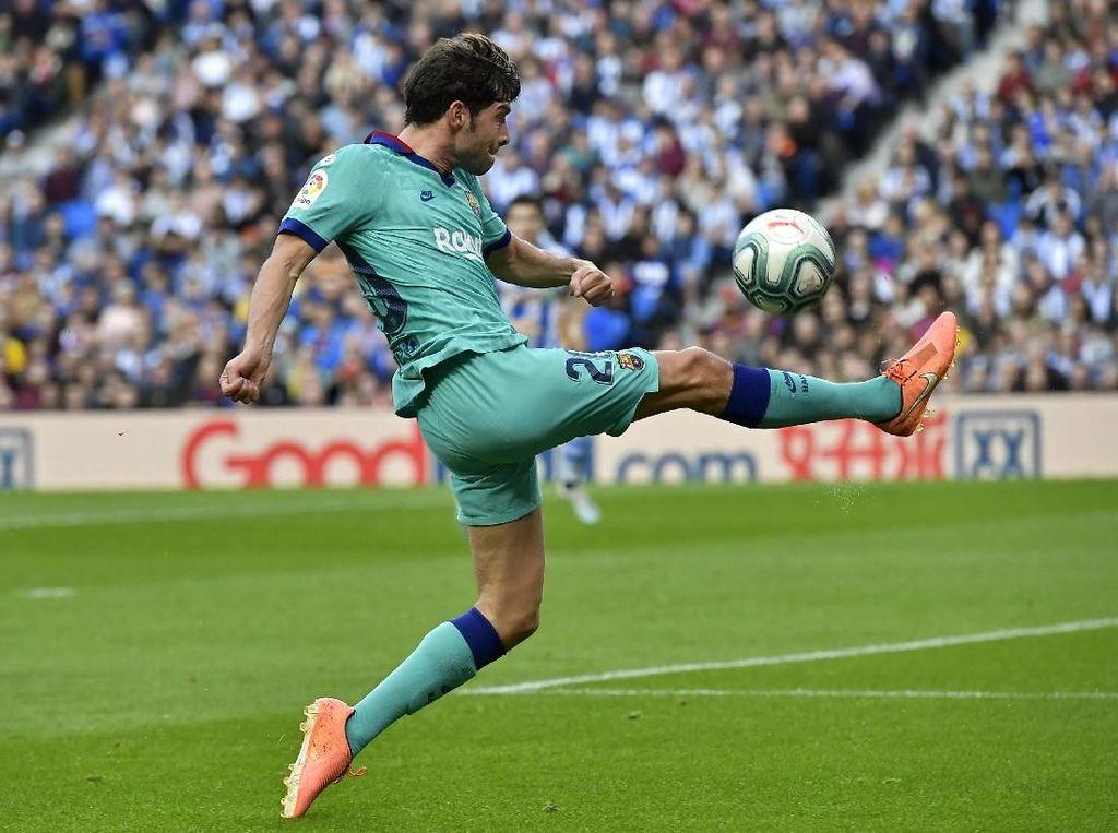 Klasemen Liga Spanyol: Barcelona dan Real Madrid Masih Terdepan