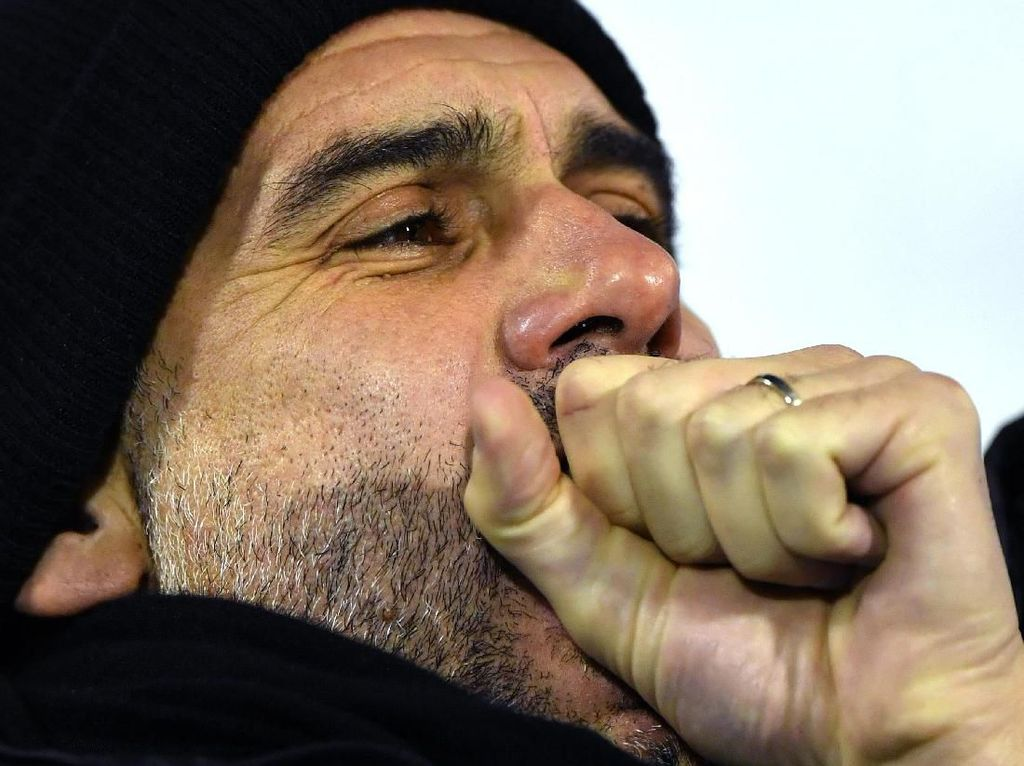 Akhirnya, Pep Guardiola Ketemu Real Madrid Lagi