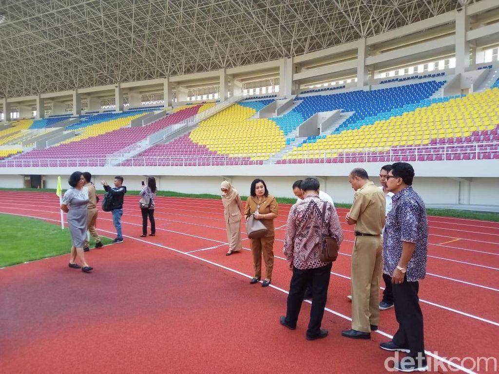 Kawasan Stadion Manahan Steril PKL 6 Bulan Jelang Piala Dunia U-20