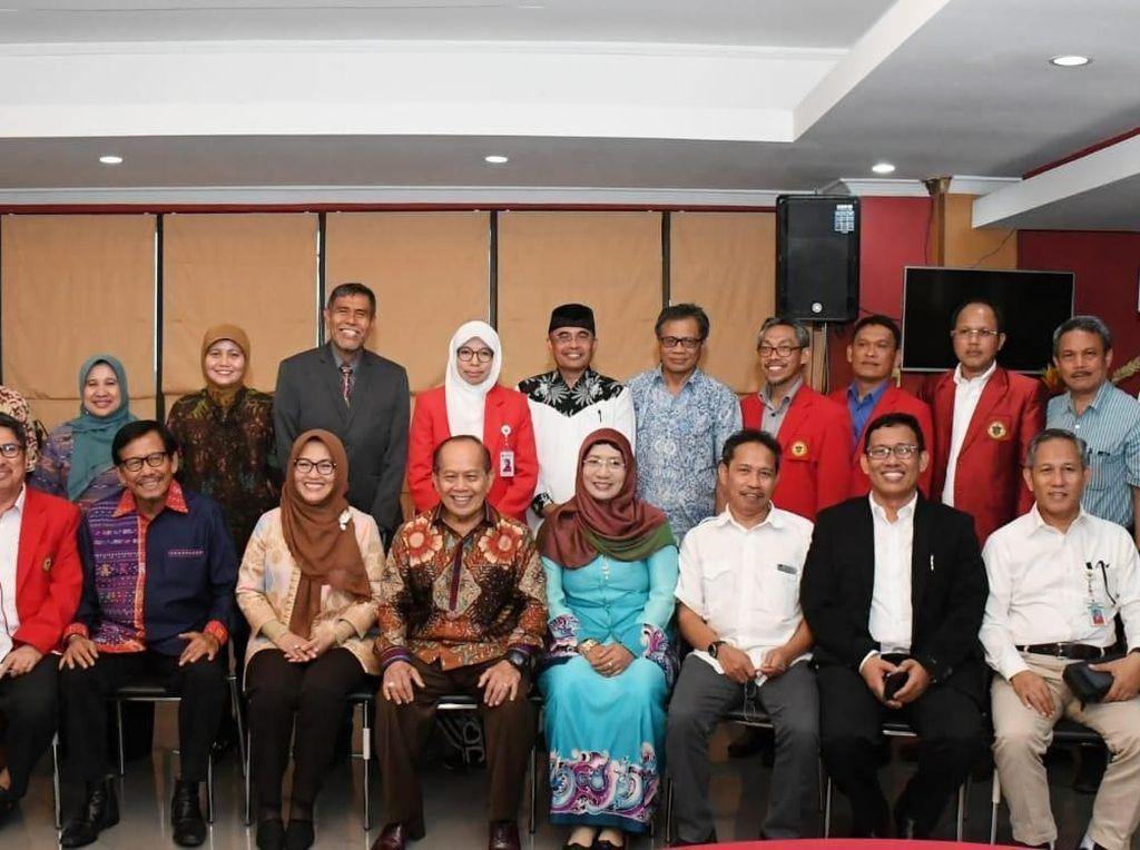 MPR Serap Masukan Rektor & Dekan Unhas soal Amandemen UUD