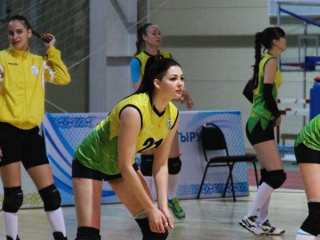 Liburannya Tatyana Demyanova, Atlet Terseksi Sedunia