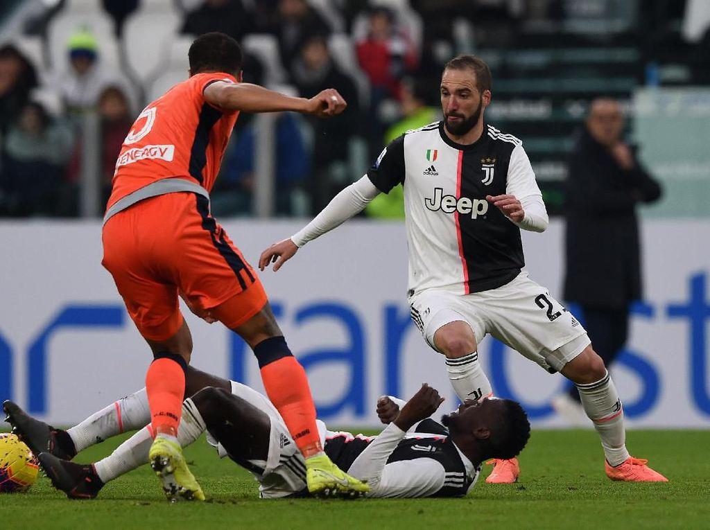 Sarri Lega Juventus Tak Sepayah Biasanya Usai Tampil di Liga Champions
