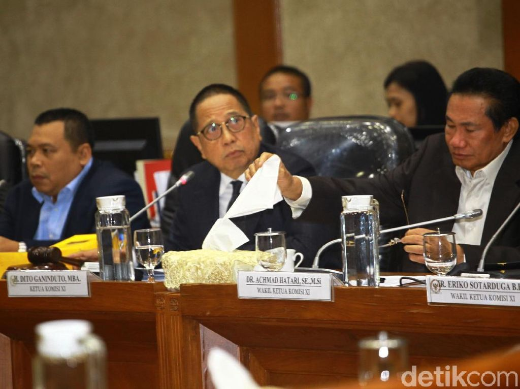 Buntut Masalah Jiwasraya, Komisi XI DPR Panggil OJK Besok